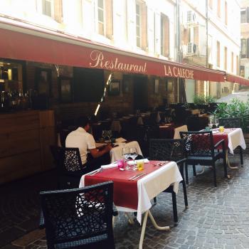 La Calèche restaurant à Albi